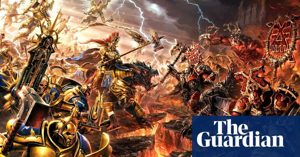 Warhammer A Beginner S Guide To The Legendary Battle