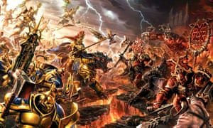 warhammer a beginner s guide to the legendary battle game games