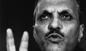 General Zia-ul-Haq, Pakistan's army chief of staff, seized power in July 1977 and became president in 1978.