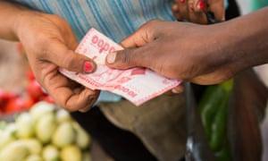 Dar es Salaam market