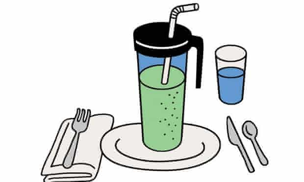 Hack your diet with… meals in a beaker