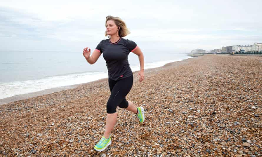 Alexandra Heminsley puts some wearable tech through its paces.