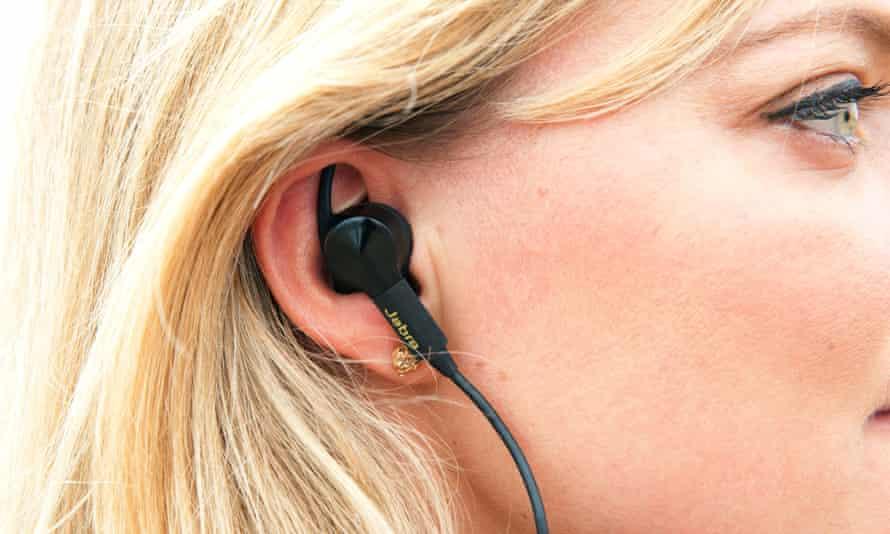 Jabra Sport Pulse earphones