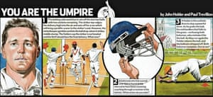 You are the Umpire: Gary Ballance