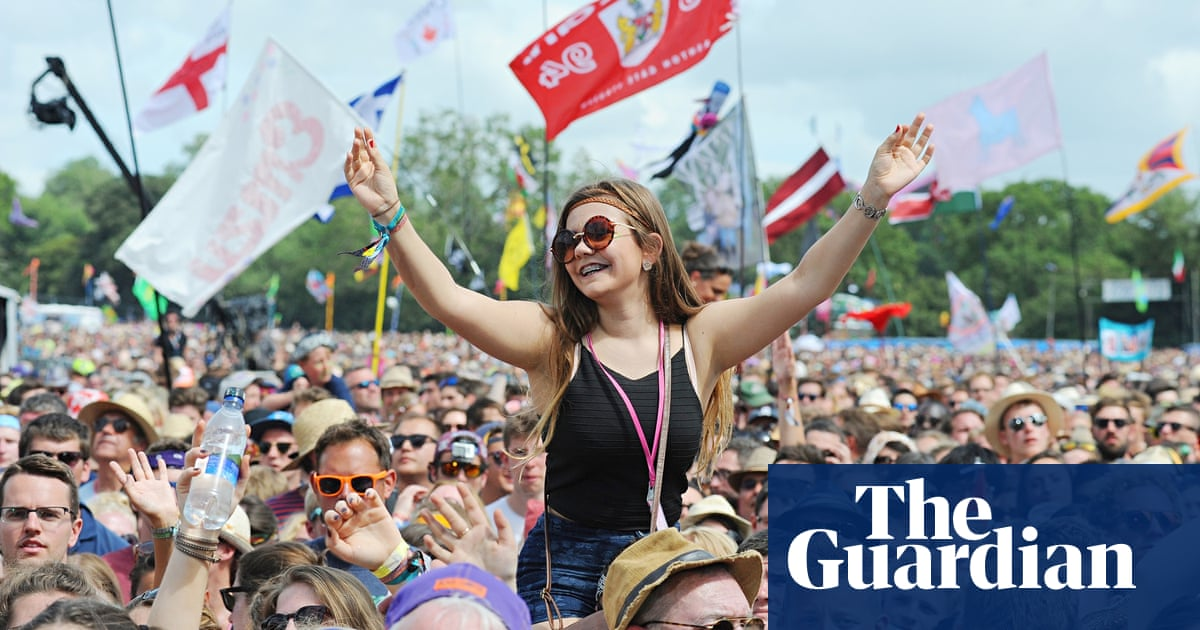 28bb948243f The cost of staging a music festival   We spent £30