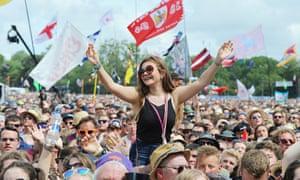 Glastonbury Festival 2015 - Atmosphere