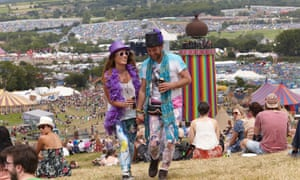 The punters are the bedrock of the festival.