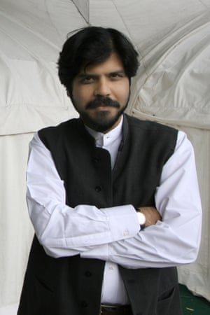 Pankaj Mishra. Photograph: Colin McPherson