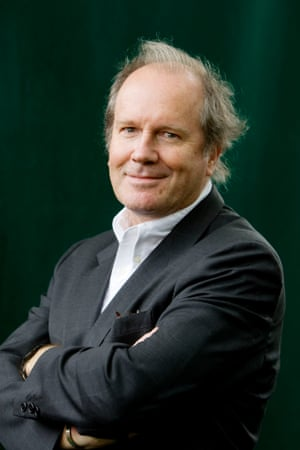 William Boyd. Photograph: Murdo MacLeod for the Guardian