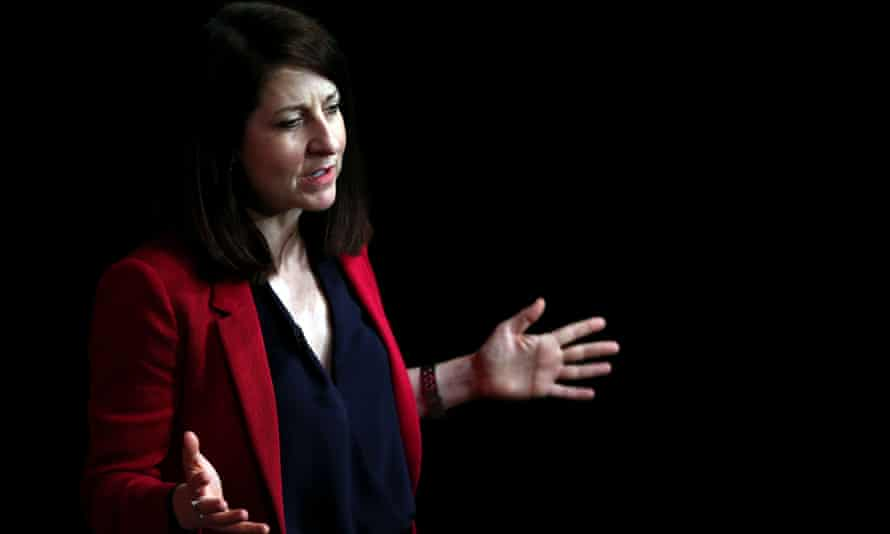 Liz Kendall: 'Jeremy Corbyn does not have a monopoly on hope'.