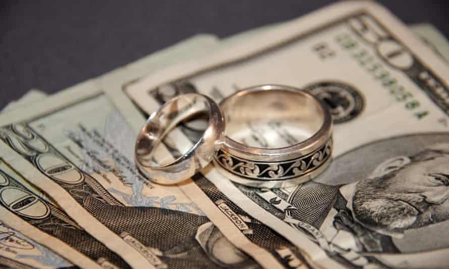 rings money