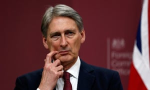Hammond said EU laws that mean migrants can be confident they will not be returned to their country of origin are 'not a sustainable situation'.