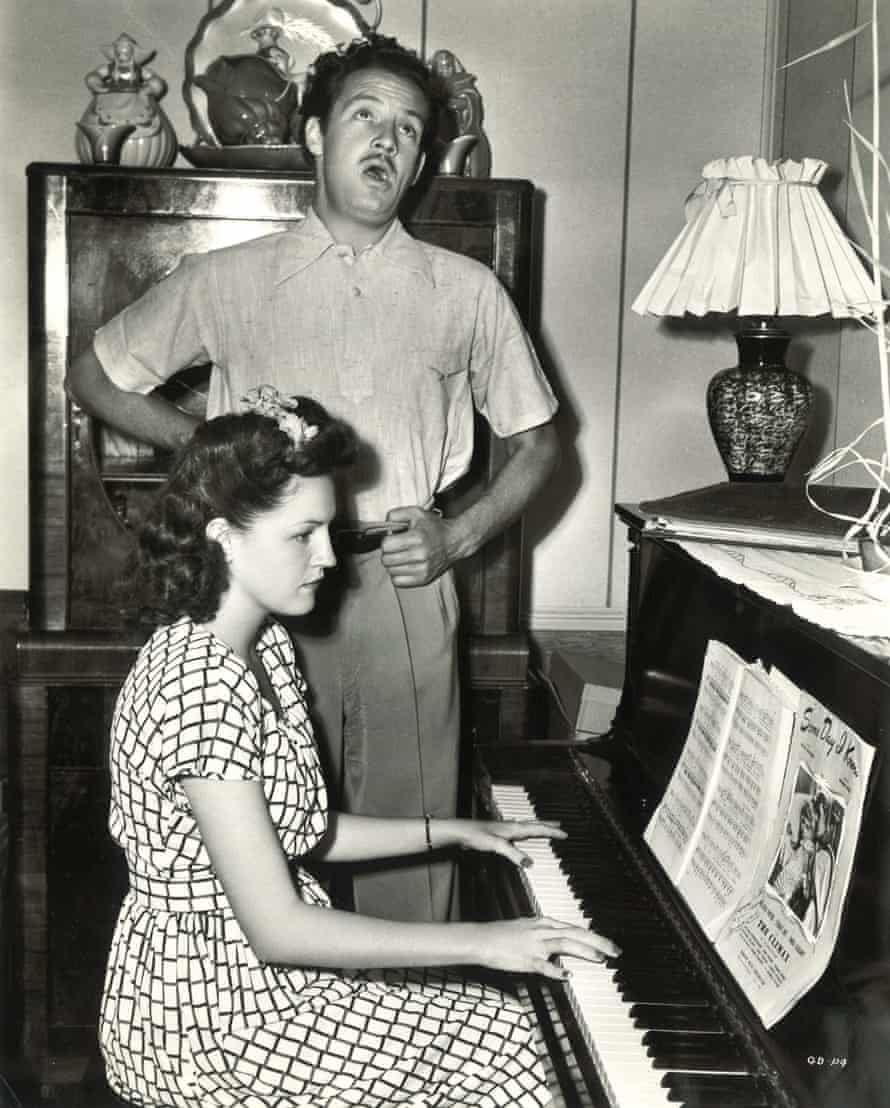 Micky Dolenz's parents, George Dolenz and Janelle Johnson, who were both Hollywood actors.