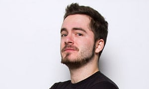Jordan 'CaptainSparklez' Maron is popular on YouTube, but has mobile game ambitions.