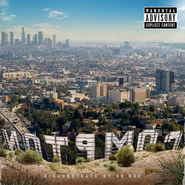 Compton: A Soundtrack by Dr Dre