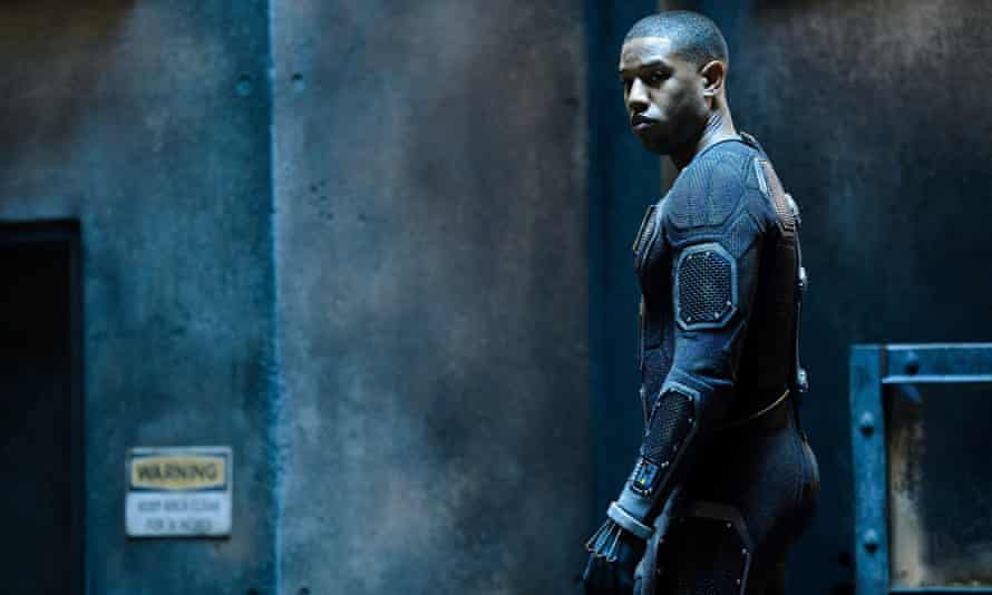 Fantastic flaw ... Fox's superhero reboot might have bombed but it could get a sequel regardless.