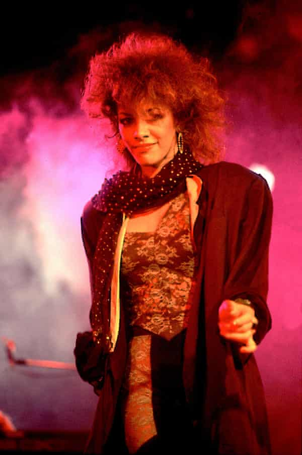 Sheila E was launched by Prince on Paisley Park Records.