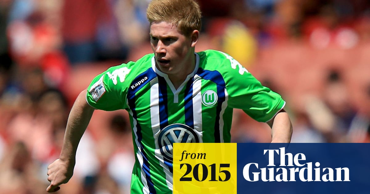 watch 81f41 3a0a1 Manchester City hope Kevin De Bruyne will ask Wolfsburg for ...