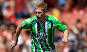 watch bed72 2de2c Manchester City hope Kevin De Bruyne will ask Wolfsburg for ...