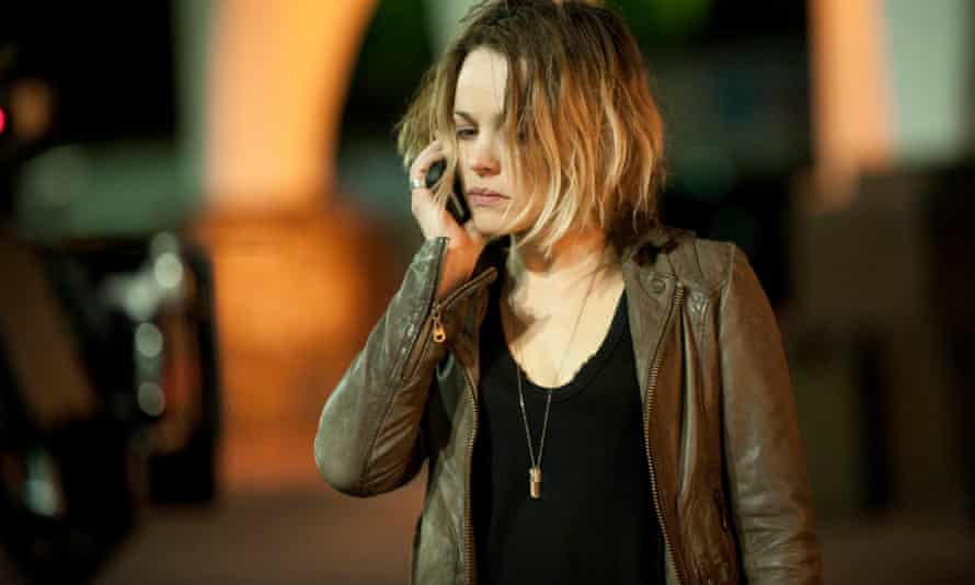 Rachel McAdams as Ani Bezzerides in True Detective.