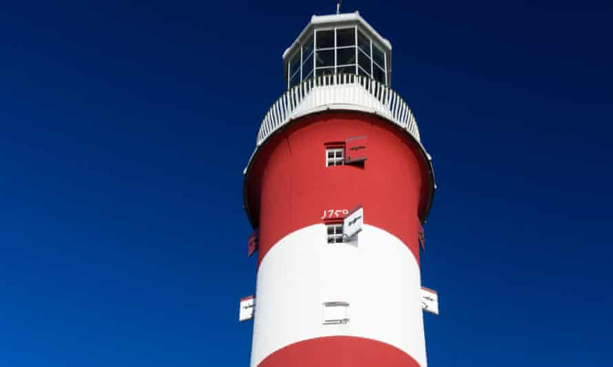 Smeaton Tower in Plymouth