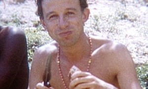 Paul Spencer during his time with the Samburu in the 1950s