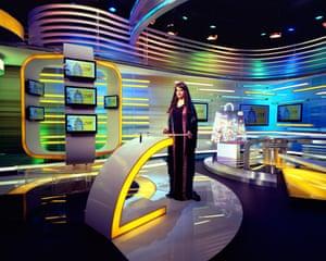 Sama TV, Dubai, United Arab Emirates.