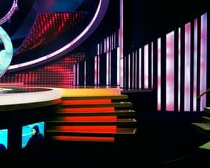 Abu Dhabi TV Channel. Abu Dhabi, United Arab Emirates.