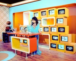 Sama TV Channel. Dubai, United Arab Emirates.