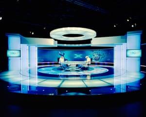 Dubai Sports TV Channel. Dubai, United Arab Emirates.