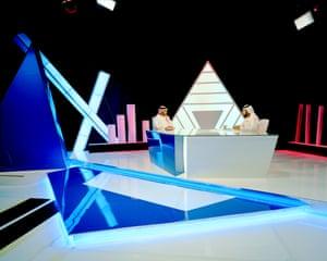 Abu Dhabi Sports TV Channel. Abu Dhabi, United Arab Emirates.