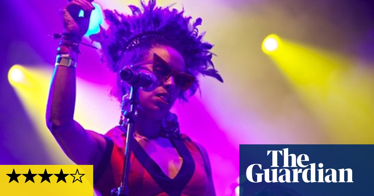 The Rough Guide to Psychedelic Cumbia review – a wild ride