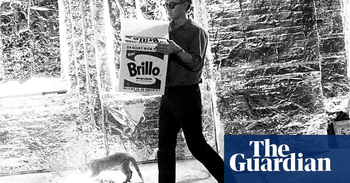 He Loved Weightlifting And Buying Jewels Andy Warhols Friends Reveal All