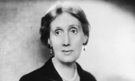 Virginia Woolf, author of Mrs Dalloway (No 50) circa 1933.