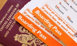 Boarding pass …will you keep showing yours?