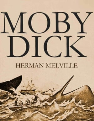 Herman Melville's Moby Dick, published 1851 (No 17).