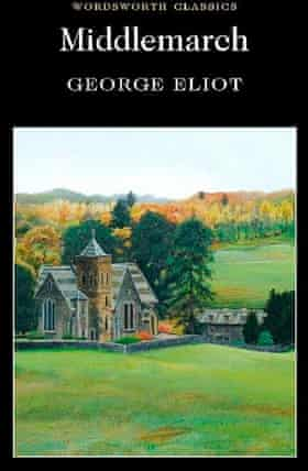 George Eliot's Middlemarch, published 1871-72 (No 21).