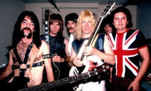 Spinal Tap in Chicago, 1984