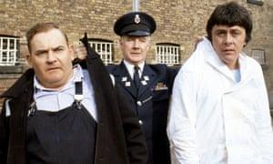 Porridge, prison comedy