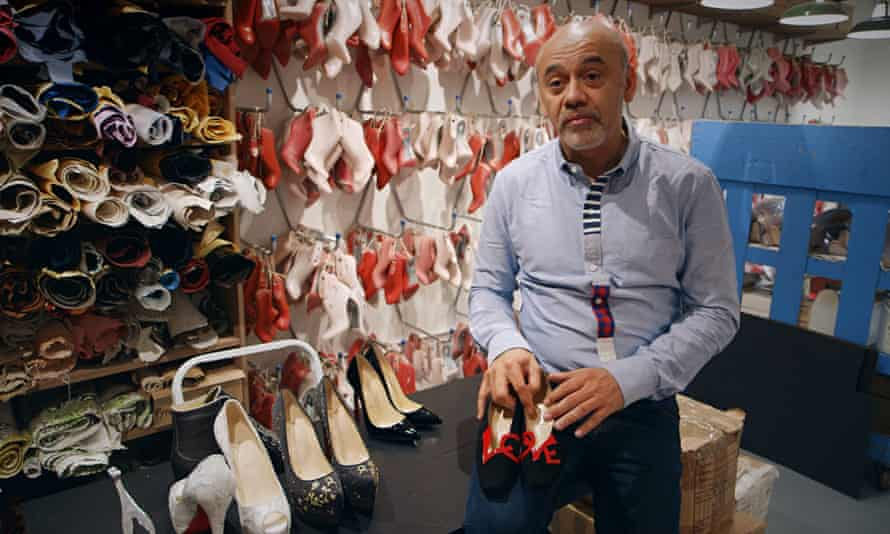 Christian Louboutin: The World's Most Luxurious Shoes.