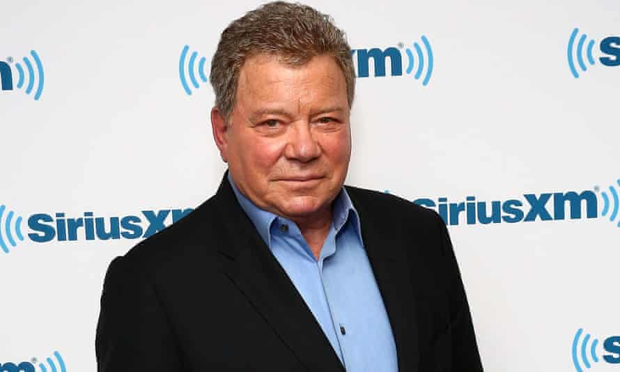 Not too old for this ship ... William Shatner to anchor a themed Star Trek cruise in 2017.
