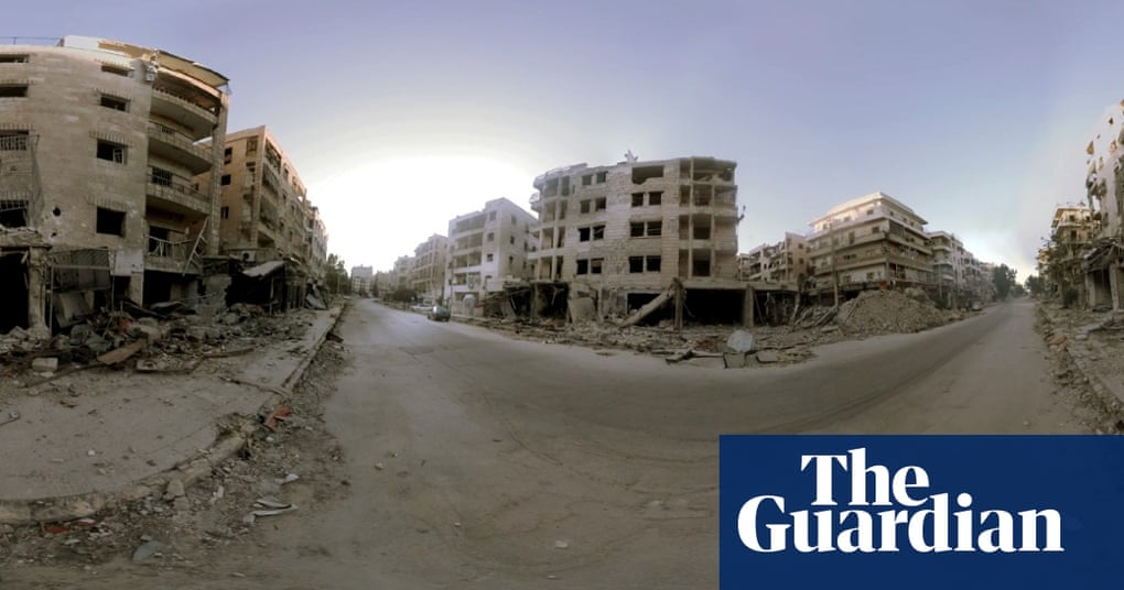 Image result for RYOT VR aleppo