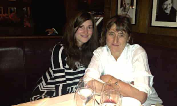Beeban Kidron sitting with Sarah Solemani