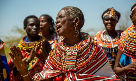 'I heard of a women's community from gossip inmy old village': SeitaLengima, 68.