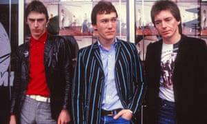 The Jam shot by Janet Macoska in Cleveland, Ohio, part of The Jam: About the Young Idea exhibition