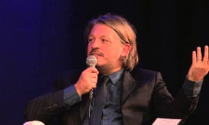 Richard Herring at Leicester Square theatre.
