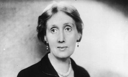 Virginia Woolf, circa 1933
