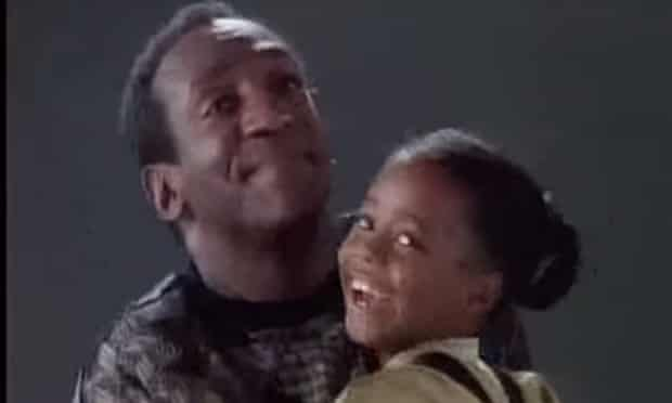Bill Cosby as Cliff Huxtable