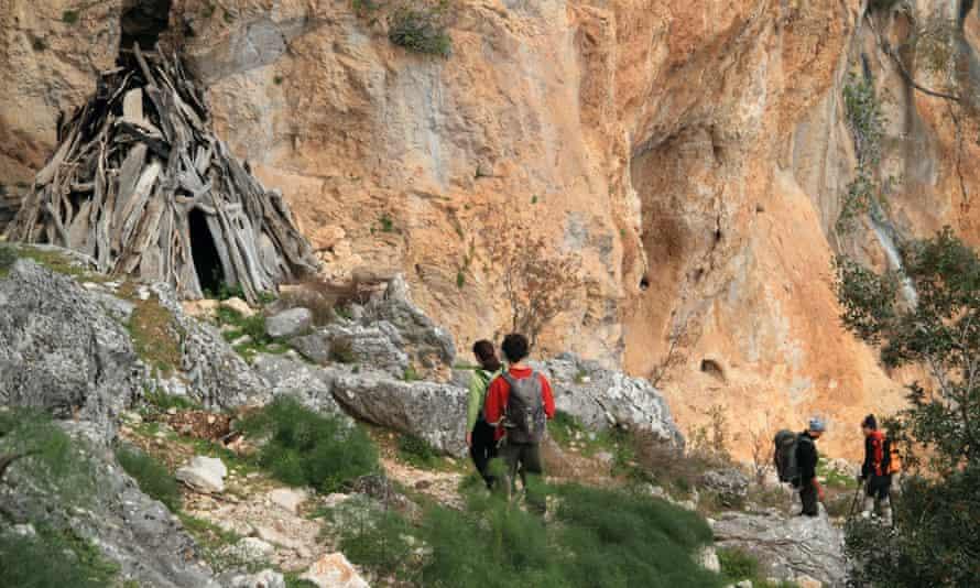 Hiking to Gola Su Gorropu, Sardinia