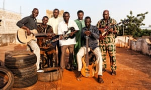 bamba wassoulou groove farima review triple guitar fusions from mali music the guardian. Black Bedroom Furniture Sets. Home Design Ideas